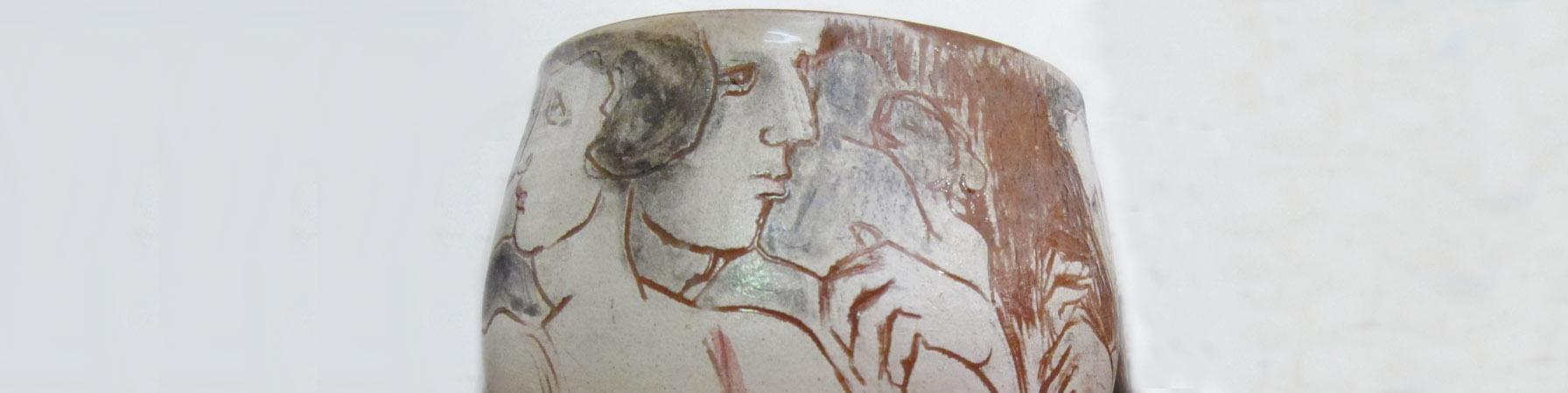 céramique de Marie-Odile Savigny